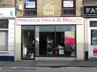 Precious Nails & Beauty Heckmondwike