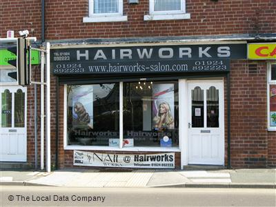 Hairworks Normanton