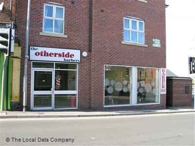 The Otherside Barbers Normanton