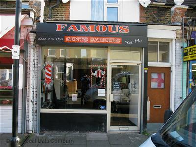Famous Gents Barbers Enfield