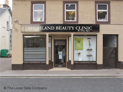 Highland Beauty Clinic Forres