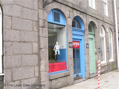 "The Barber""s Pole Aberdeen"