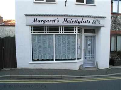 Margarets Hairstylists Sheringham