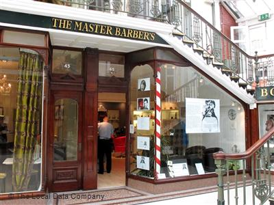 The Master Barbers Southport