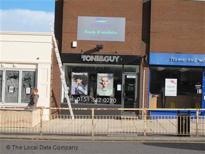 Toni & Guy Wirral
