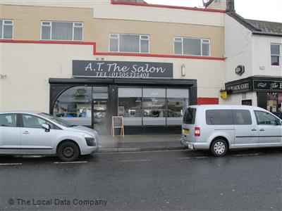 A.T. The Salon Johnstone