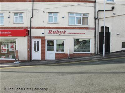 "Ruby""s Hairdressers Wirral"