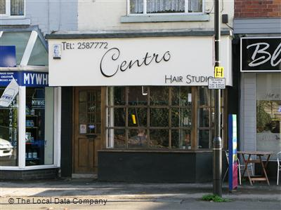 Centro Hair Studio Sheffield