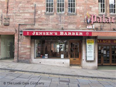 Jensens Conwy