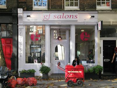 GF Salons London