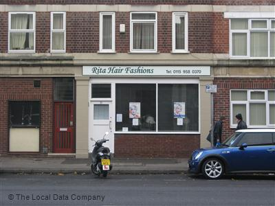 Rita Hair Fashions Nottingham