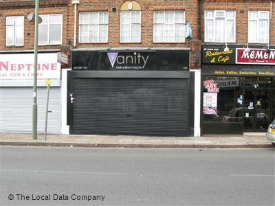Vanity Hair & Beauty Salon Edgware