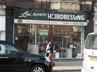 Lawrence Hairdressing London