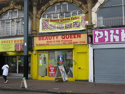 Beauty Queen Croydon