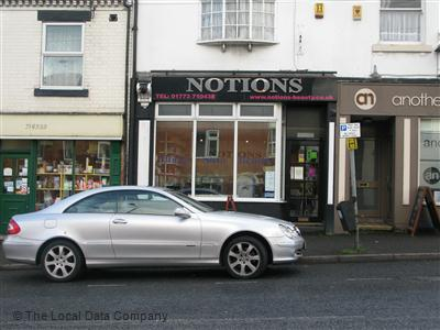 Notions Heanor