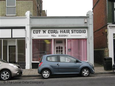 "Cut ""N"" Curl Hair Studio Westgate-On-Sea"