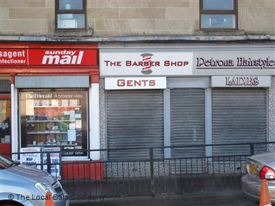 The Barber Shop Motherwell