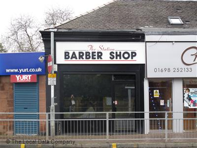 The Station Barber Shop Motherwell