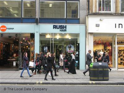Rush Hair London