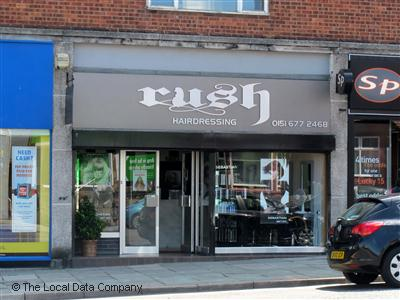 Rush London Wirral