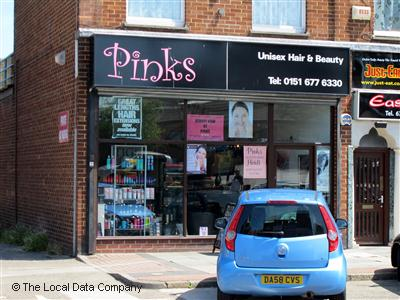 Pinks Wirral