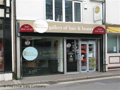 Gallery of Hair & Beauty Bridgend
