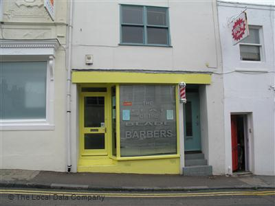 Flat of the Blade Barbers Brighton