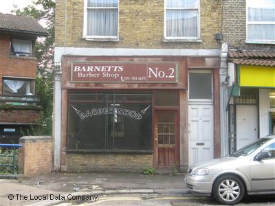 Barnetts Hair London