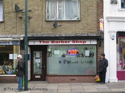 Barbers Shop Birchington