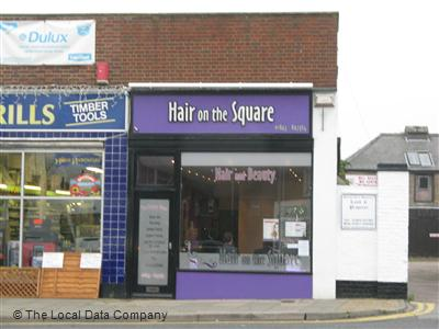 Hair On The Square Birchington