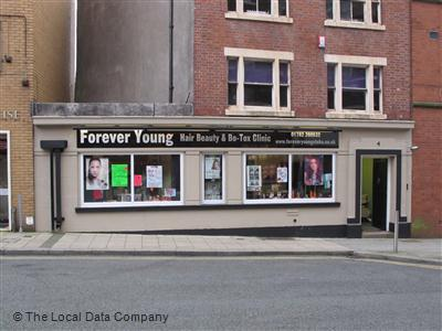 Forever Young Stoke-On-Trent