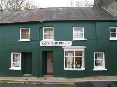 "Sam""s Hair Design Haverfordwest"