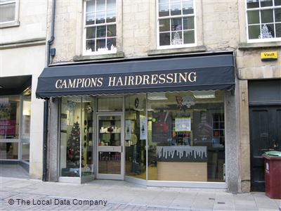 Campions Hairdressing Mansfield