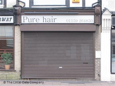 Pure Hair Nottingham