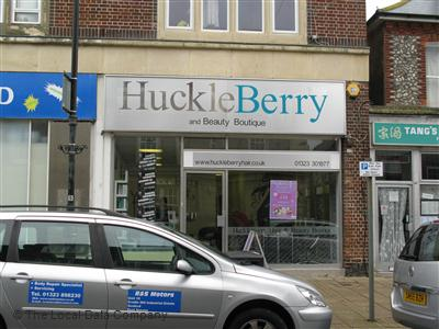 HuckleBerry Seaford