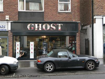 Ghost Hairdressers  Croydon