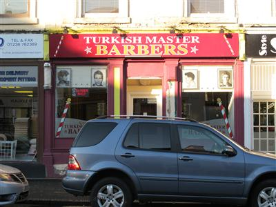 Turkish Master Barbers Airdrie