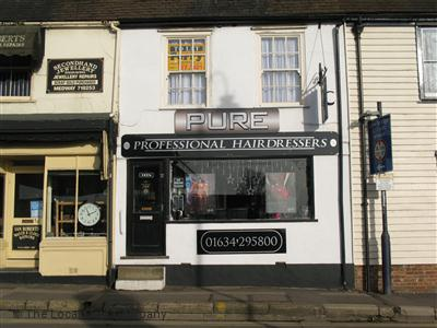 Pure Professional Hairdressers Rochester