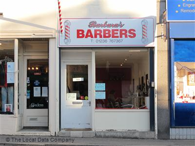 "Barbara""s Barbers Airdrie"