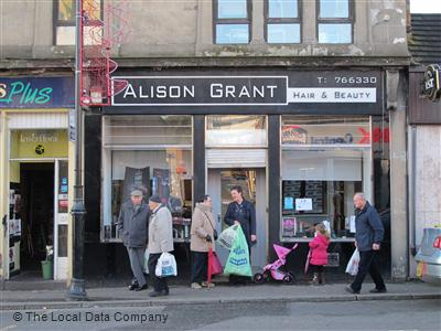 Alison Grant Airdrie
