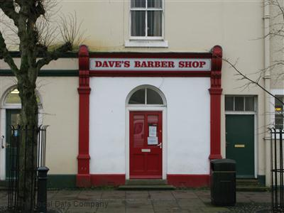 Daves Barber Shop Carlisle