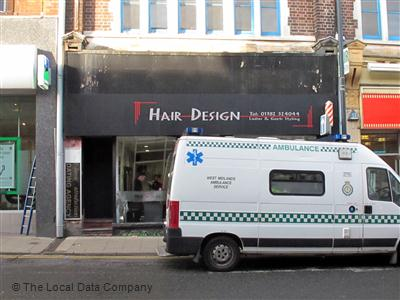 Hair Design Sportsman Stoke-On-Trent