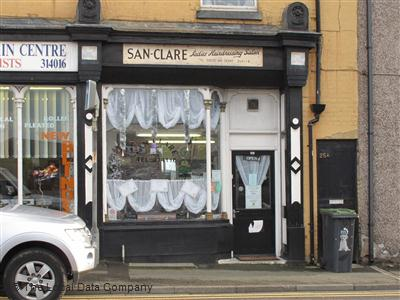 San - Clare Stoke-On-Trent