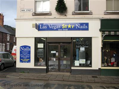 Las Vegas Star Nails Minehead