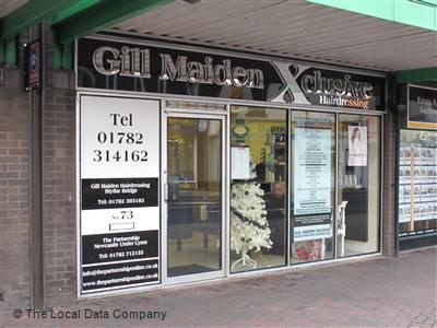 Gill Maiden Xclusive Stoke-On-Trent