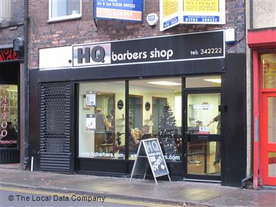 HQ barbershop Stoke-On-Trent