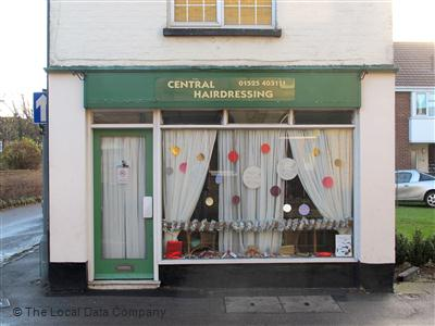 Central Hairdressing Salon Bedford