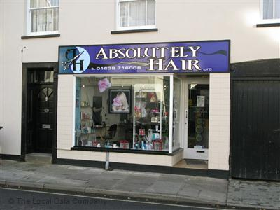Absolutely Hair Bury St. Edmunds