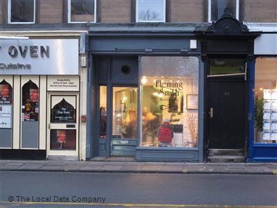 Fleming Smith Hairdressing Edinburgh