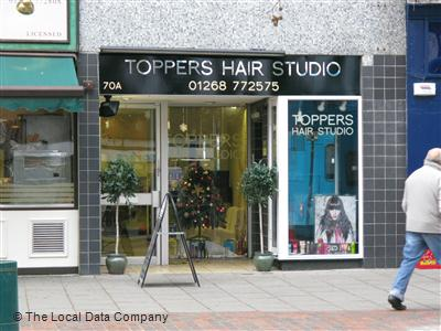 Toppers Hair Studio Rayleigh